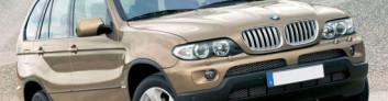 BMW X5 E53 на IronHorse.ru ©