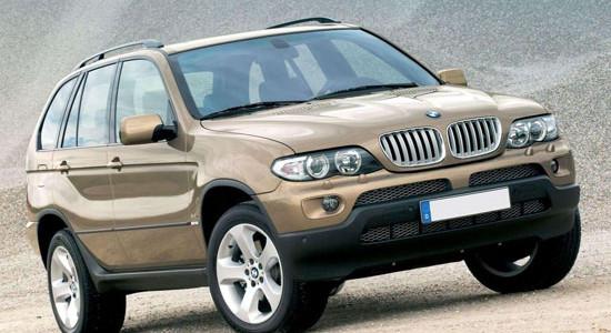 BMW X5 (E53) на IronHorse.ru ©