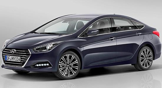 Hyundai i40 Sedan на IronHorse.ru ©