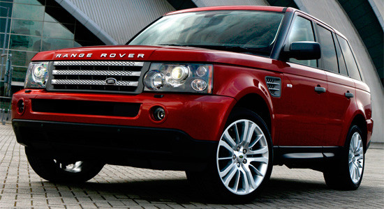 Range Rover Sport 1 (2005-2013) на IronHorse.ru ©