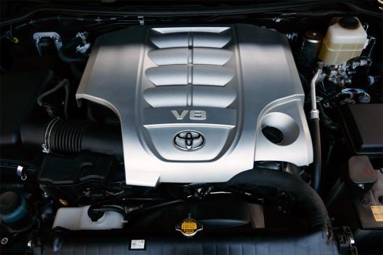 бензиновый двигатель Land Cruiser 200
