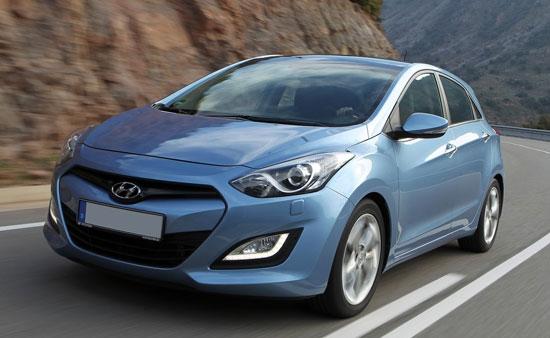 Новый авто-хит в C-классе от Hyundai