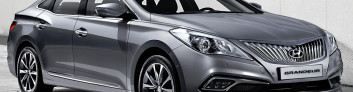 Hyundai Grandeur 5 (2011-2016) на IronHorse.ru ©