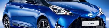 Toyota Yaris Hybrid на IronHorse.ru ©