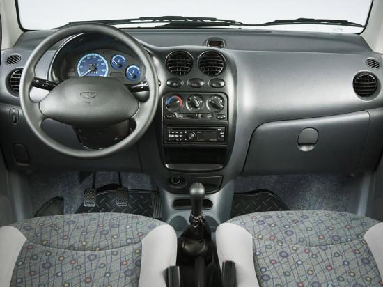 Daewoo Matiz M150