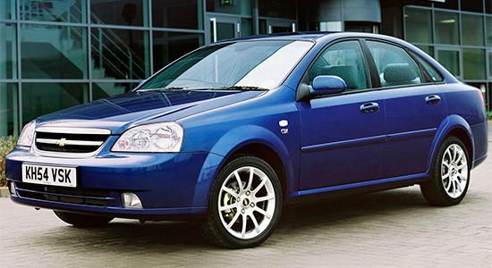 Chevrolet Lacetti (седан) на IronHorse.ru ©