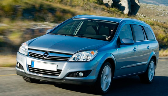 универсал Opel Astra Family Station Wagon