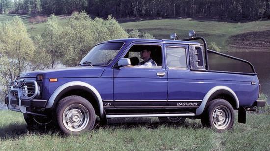 Lada 4x4 Pickup (ВАЗ-2329)