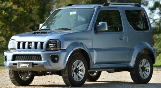 Suzuki Jimny 3 (1998-2017) на IronHorse.ru ©