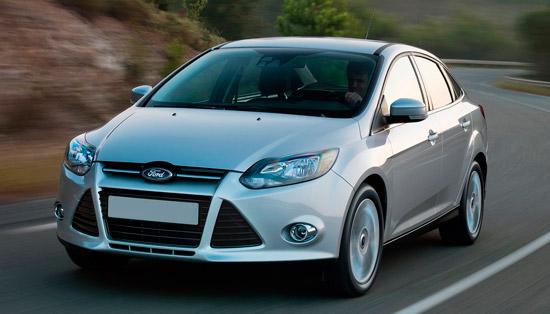 Форд Фокус 3 2012-2014
