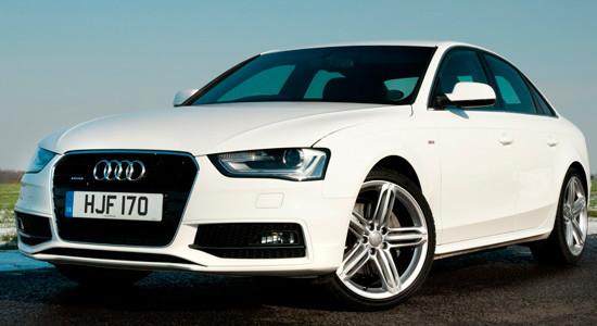Audi A4 (B8) на IronHorse.ru ©