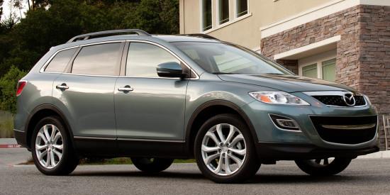 Mazda CX-9 2010-2012