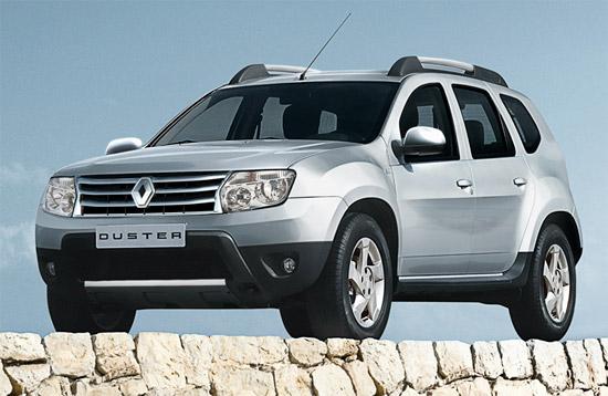Как сохранить своё авто Renault Duster