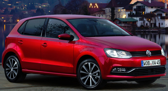 Volkswagen Polo 5 (хэтчбек) на IronHorse.ru ©
