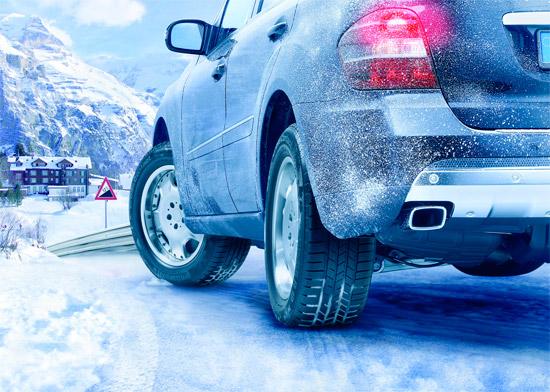 авто зимой - подготовка и эксплуатация