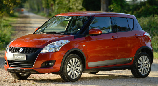 Suzuki Swift 4x4 Outdoor на IronHorse.ru ©