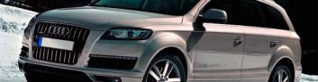 Audi Q7 (2005-2014) на IronHorse.ru ©