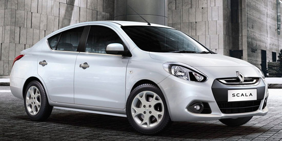 Renault Scala на IronHorse.ru ©