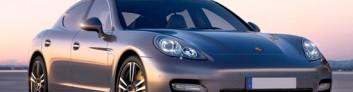 Porsche Panamera Turbo (S)