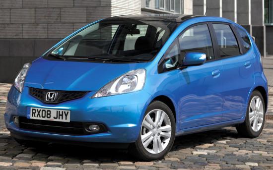 Хонда Джаз 2 2007-2011