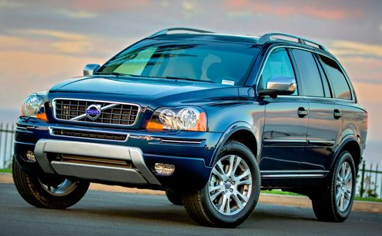 Volvo xc90 проблемы фото