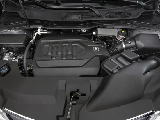 силовой агрегат Acura MDX 3