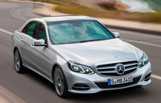 Mercedes-Benz E-Class (2015) цены и характеристики, фото и обзоры