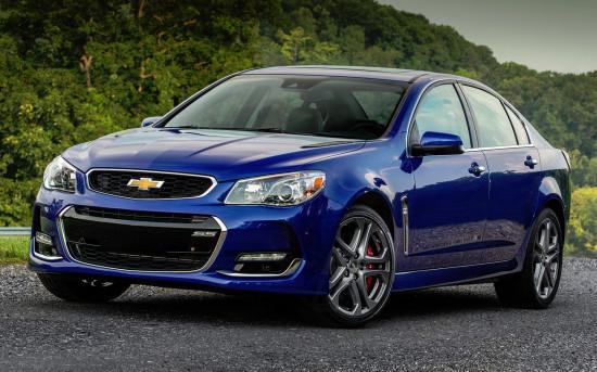 Chevrolet SS 2016-2017