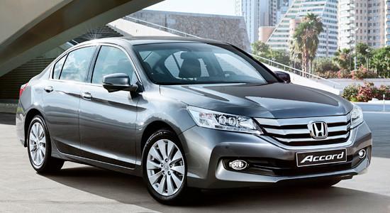 Honda Accord 9 на IronHorse.ru ©