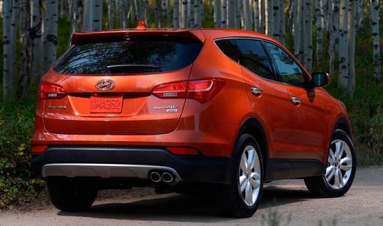 Hyundai Santa Fe 3 2014
