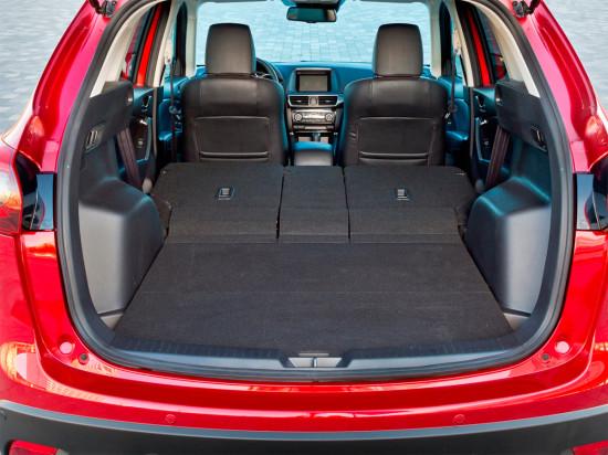 багажное отделение Mazda CX-5