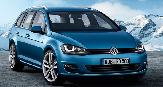 Volkswagen Golf 7 Variant на IronHorse.ru ©