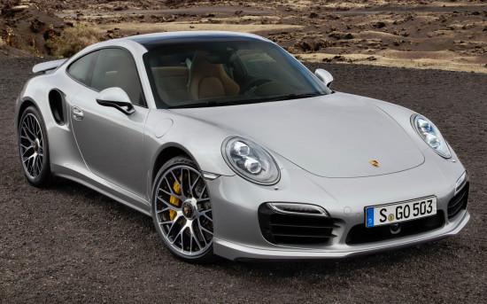 Porsche 911 Turbo (991) 2013-2016