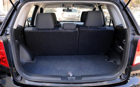 багажник Haima 7