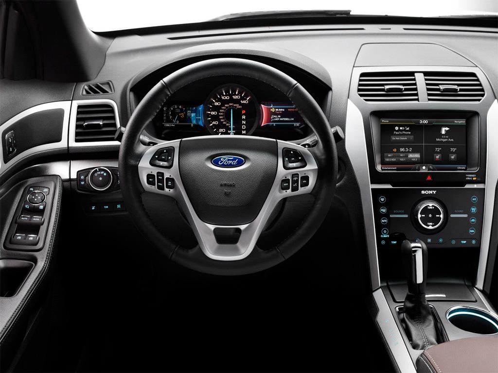 Форд эксплорер 2015 фото