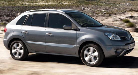 Renault Koleos (2008-2010) на IronHorse.ru ©