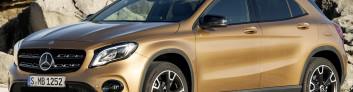 Mercedes-Benz GLA на IronHorse.ru ©