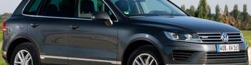 VW Touareg Hybrid TSI