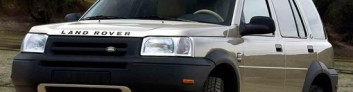 Land Rover Freelander 1 (1997-2006) на IronHorse.ru ©
