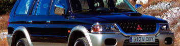 Mitsubishi Pajero Sport 1 (1996-2008) на IronHorse.ru ©