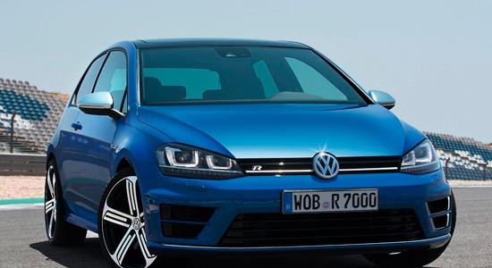 Volkswagen Golf R на IronHorse.ru ©