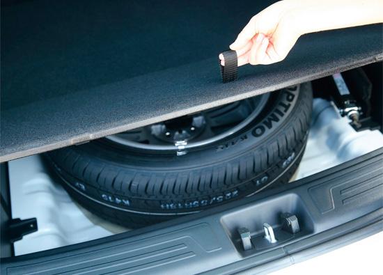запасное колесо Hyundai ix35