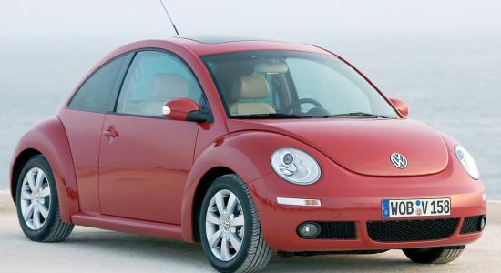 Volkswagen New Beetle (1998–2010) на IronHorse.ru ©