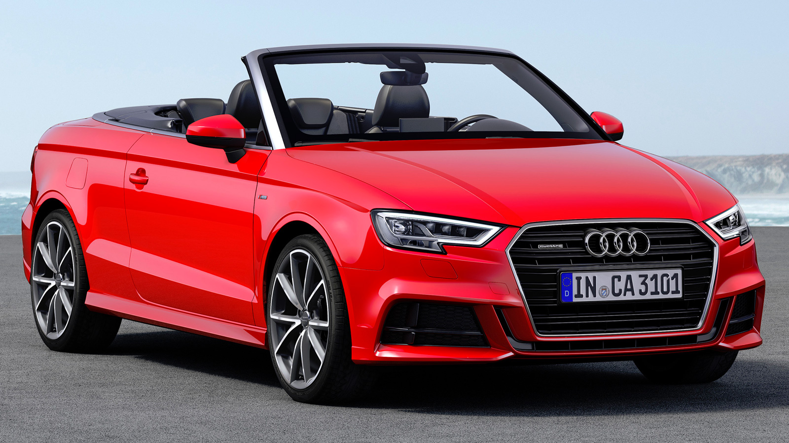 audi a3 cabriolet 2017 2018. Black Bedroom Furniture Sets. Home Design Ideas