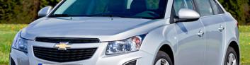 Chevrolet Cruze (седан) %year%
