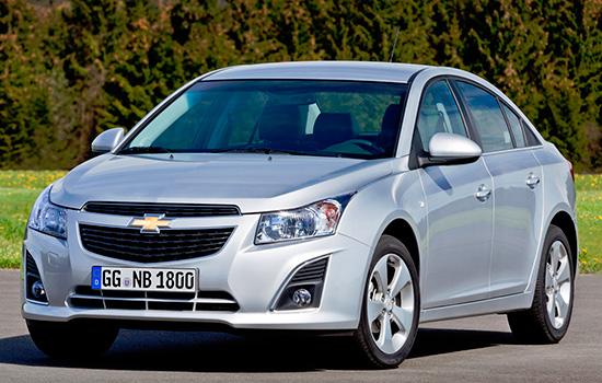 Chevrolet Cruze New Sedan