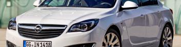 Opel Insignia (2008-2016) на IronHorse.ru ©