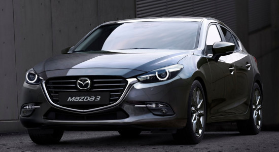Mazda 3 Sedan (2016-2017) на IronHorse.ru ©