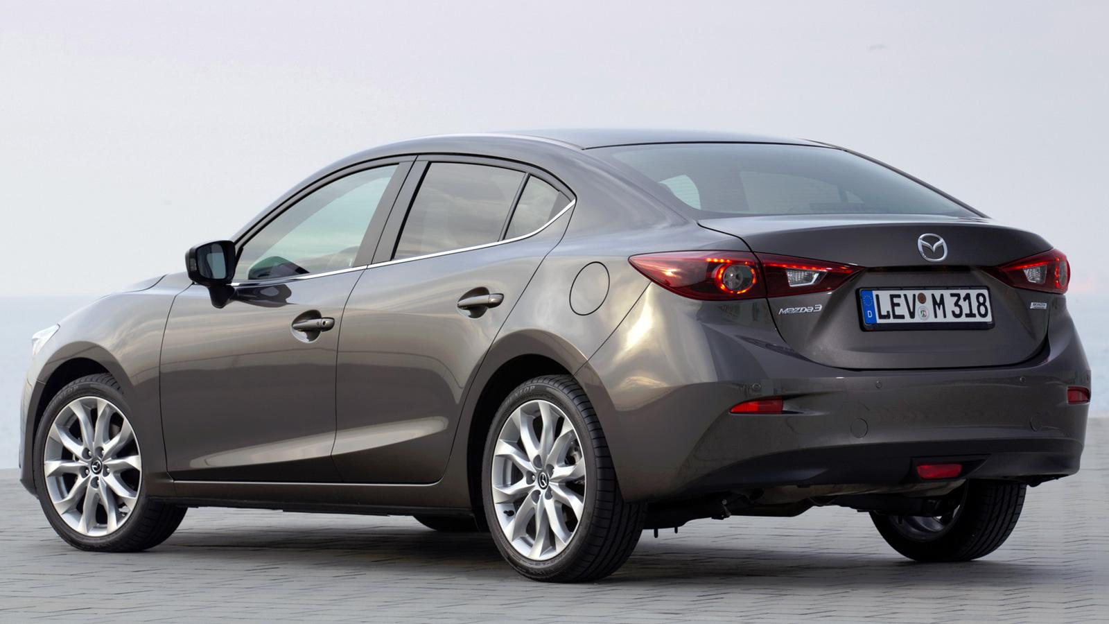 <b>Mazda</b> <b>3</b> (2017-2018) цена и характеристики, фотографии и обзор