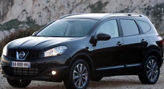 Nissan Qashqai+2 (2008-2014) на IronHorse.ru ©